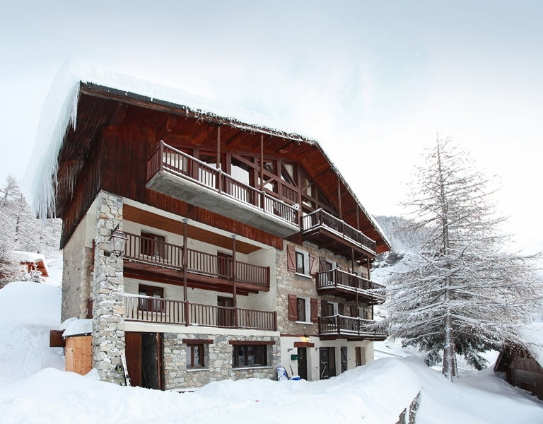 Tignes Lodge 1