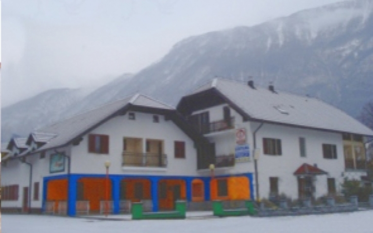 Mountain Base Chalet