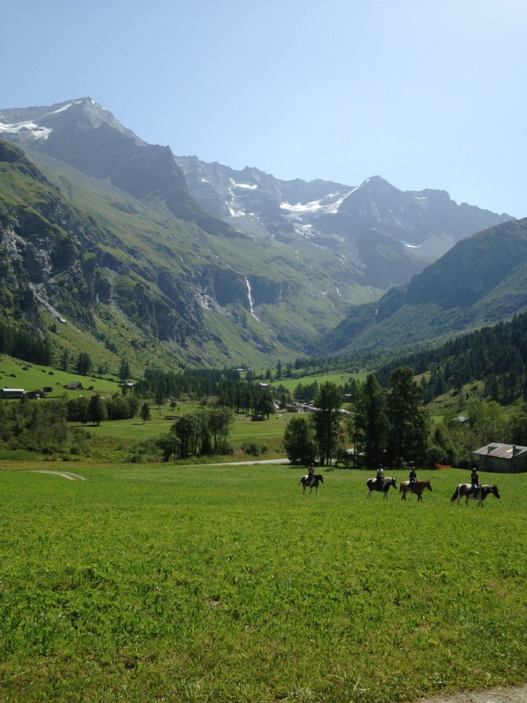Discovering a Love for Hiking around Vallandry