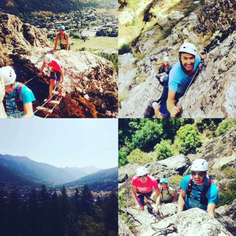 Adventure Week in Serre Chevalier