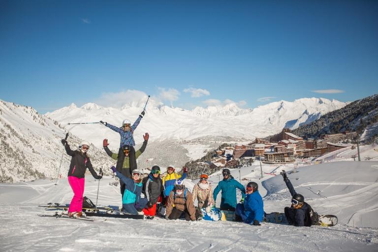 Skiing Improves Your Sleep