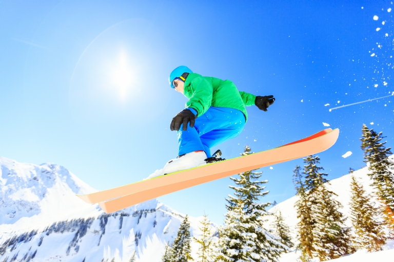 3: You Don't Need to be Super Fit to Ski