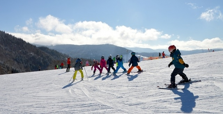 Ski Schools Designed for Beginners