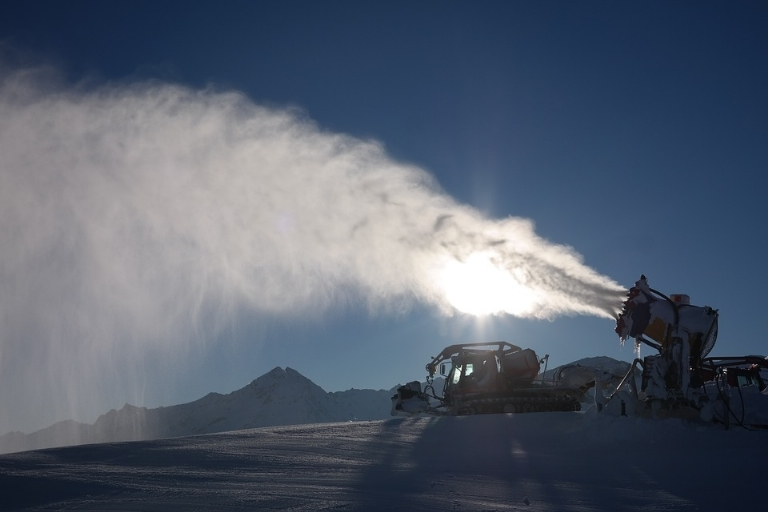 Why Snowmakers Are a Resort's Best Friend