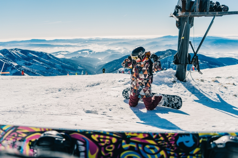 6 Tops Tips for the Snowboard Newbie