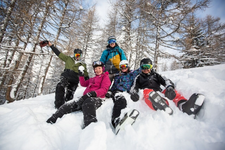 Introducing our new team in Vallandry