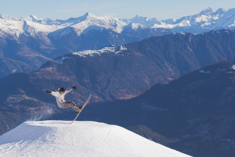 An A-Z Guide to Getting Clued-Up on Modern Ski Slang: Part I