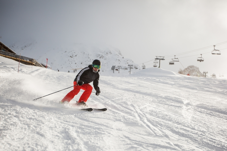 How to do a Shifty on Skis