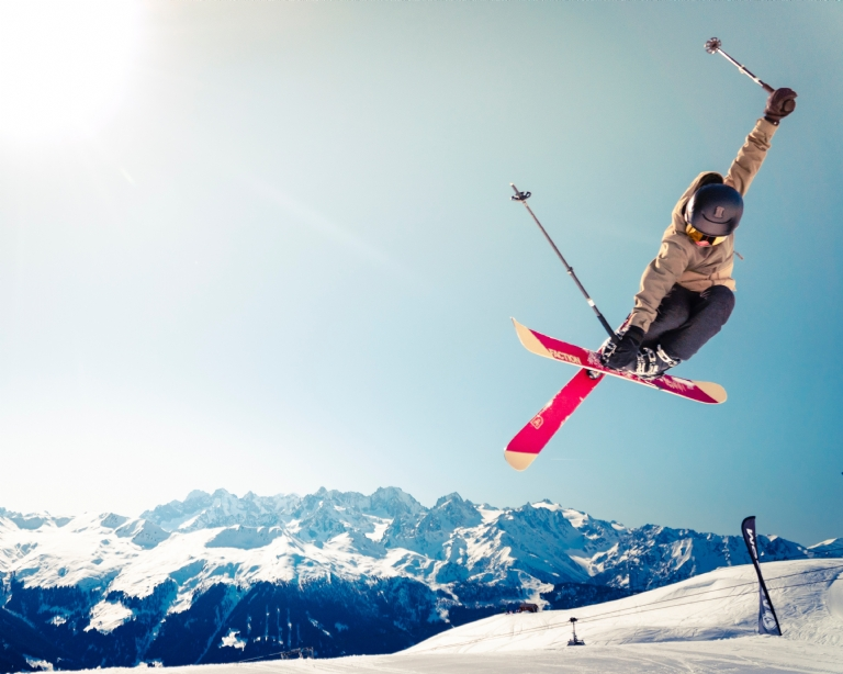 Why Skiing is a Great Workout