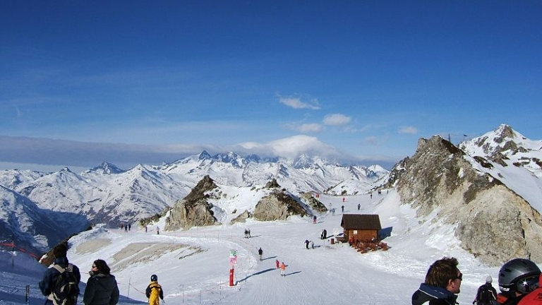 Where to Ski: Vallandry, Les Arcs