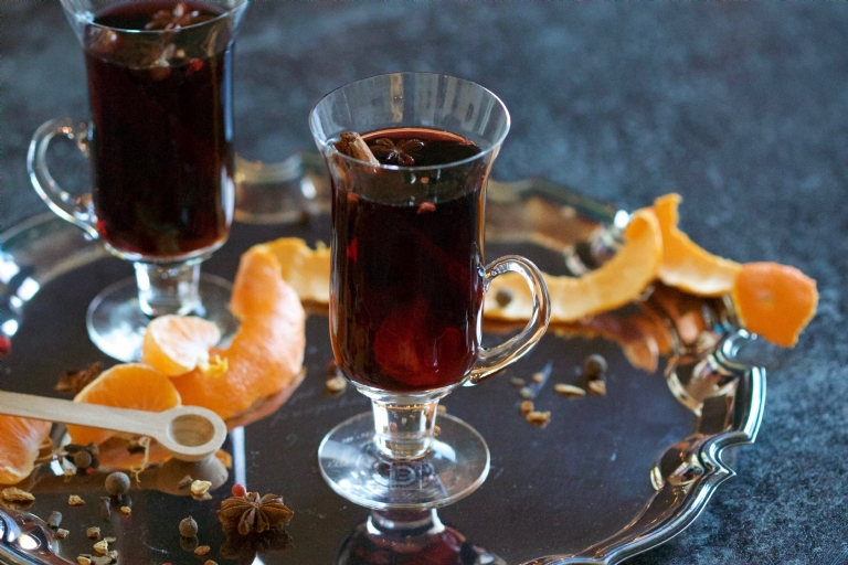 Vin Chaud Recipe